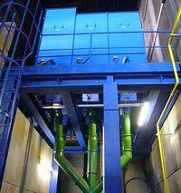 Herding HSL Modulbauweise beim Feuerverzinken von Stahlteilen